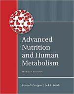 Advanced Nutrition & Human Metabolisms 7/E